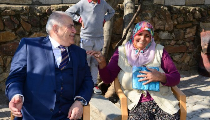Torunlarının eğitimi için Başbakandan inek istemişti!..