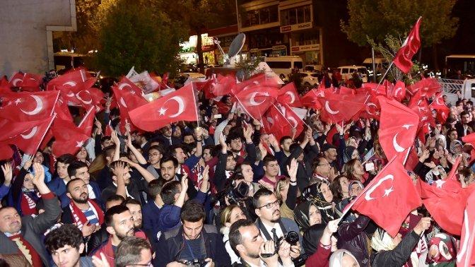 Dulkadiroğlu yüzde 82,4 ile yine birinci!
