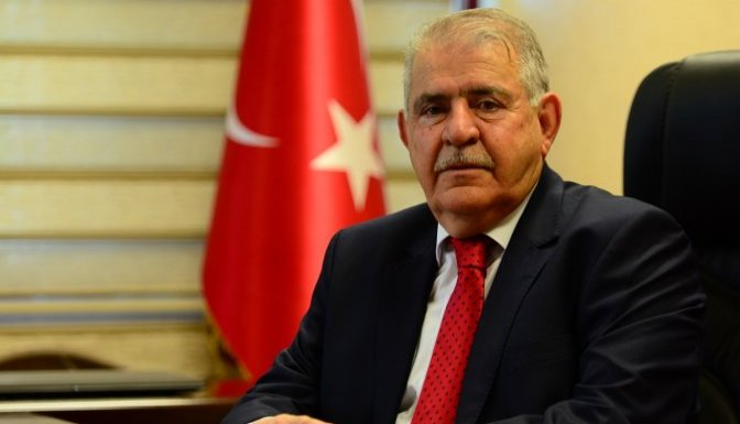 Belediye Başkanı Mahçiçek'in 23 Nisan mesajı