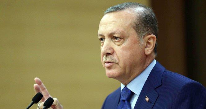 Cumhurbaşkanı Erdoğan'dan AKPM kararına tepki!