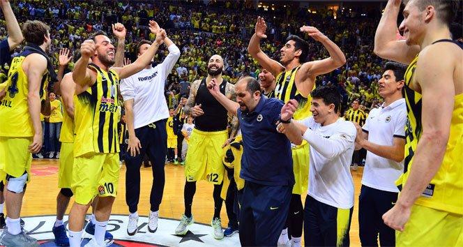 Fenerbahçe 3. kez Final-Four'da!