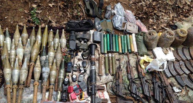PKK'lı 44 terörist etkisiz hale getirildi!