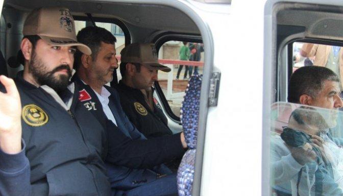 Gözaltına alınan emekli Albay adliyeye sevk edildi!