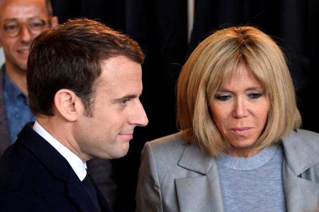 Fransa'da yeni Cumhurbaşkanı'nın sıradışı evliliği...