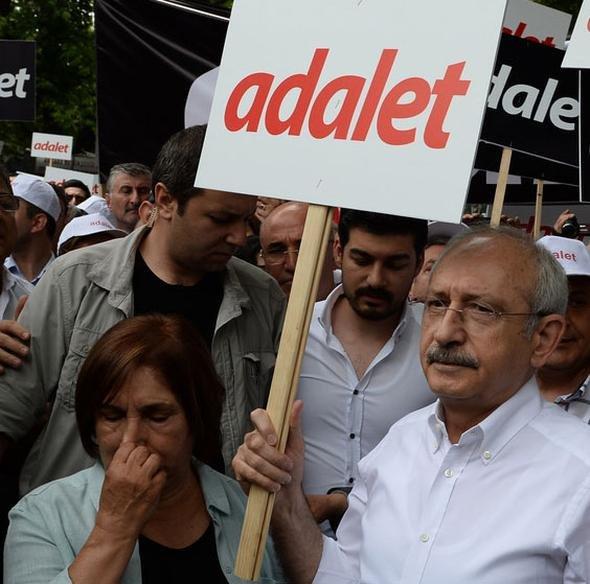 Kılıçdaroğlu 'Adalet Yürüyüşü'nü başlattı