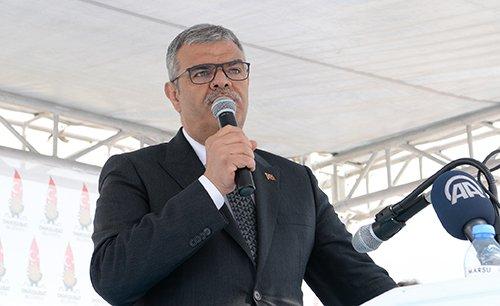 Başbakan Yardımcısı Veysi Kaynak 16 Tesisin Temelini Atacak!