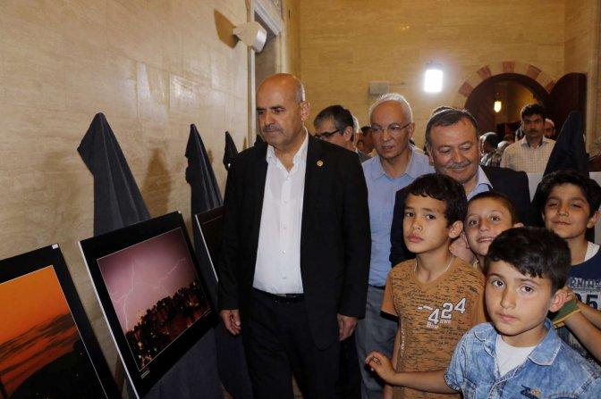 Abdulhamidhan Camii'nde fotoğraf sergisi