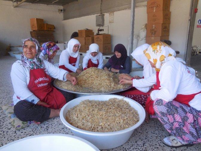 Kahramanmaraş'ta Tarhana ihracatı başladı