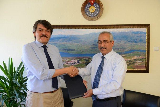 KSÜ, Sosyal Bilimler Lisesi ile protokol imzaladı