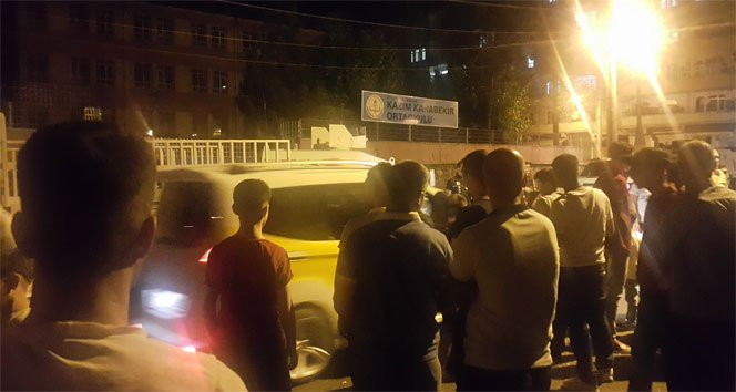 Diyarbakır'da cinsel istismar iddiası vatandaşları ayaklandırdı