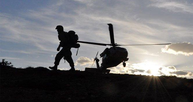 Elazığ'da çatışma: 1 asker şehit oldu, 1 asker yaralı