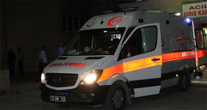 Elazığ'da bir garip olay, cesedi ambulansa verip kaçtılar
