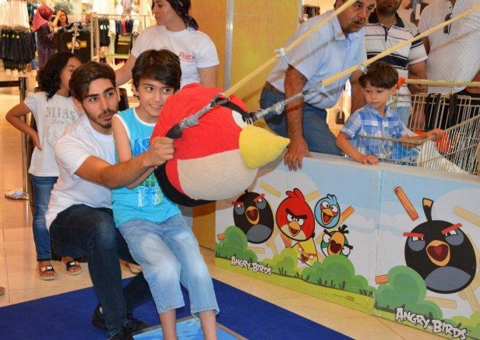 Angry Birds İle Sınırsız Eğlence Başladı
