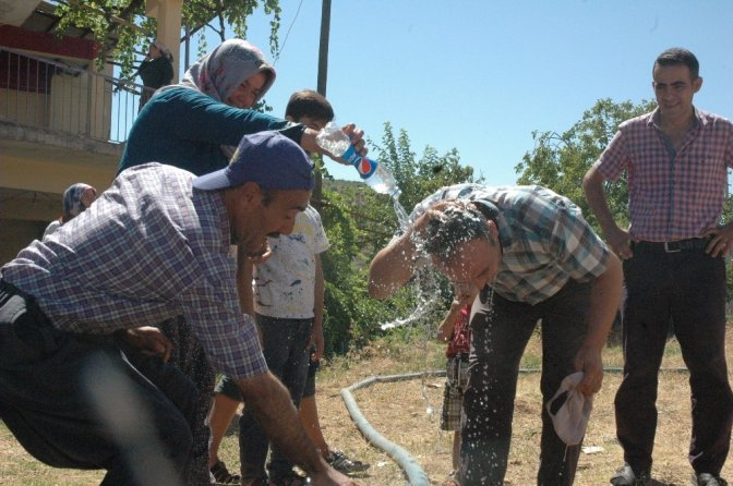 Türkoğlu'nda İçme Suyu Sorunu