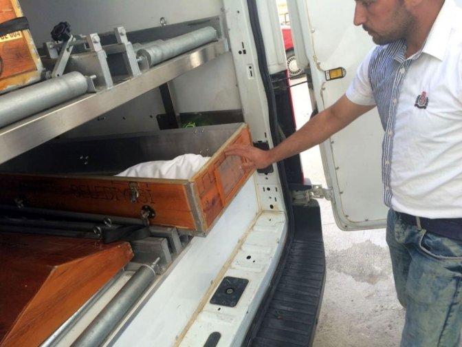 Beşik Demirine Sıkışan Suriyeli Bebek Öldü