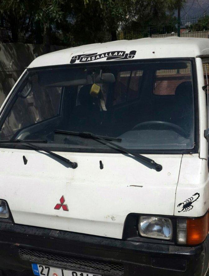 Kız Kaçırmak İçin Araç Çaldılar