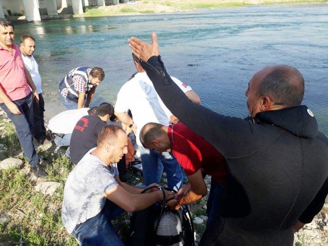 Balık Tutmak İçin Girdiği Baraj Gölünde Boğuldu