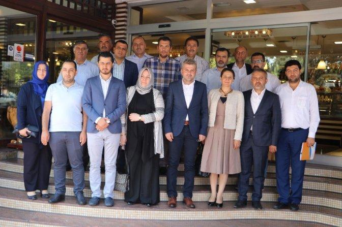 """Ak Partili Görgel; """"Teşkilatlar Arasında Kahramanmaraş Türkiye'de Uyumlu İllerden Biri"""""""