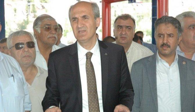 Dulkadiroğlu Belediyesi Kurban kesim yerleri