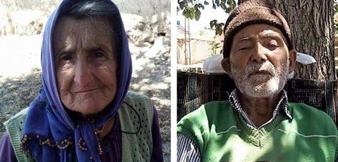 Bir Gün Arayla Vefat Eden 60 Yıllık Evli Çift, Yan Yana Defnedildi