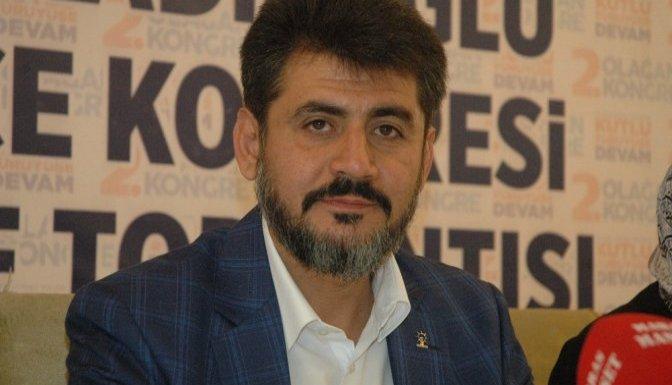 Ak Parti'li Debgici başkanlığa yeniden aday