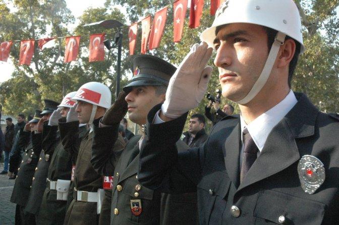 Kahramanmaraş'ta Atatürk'ü anma töreni