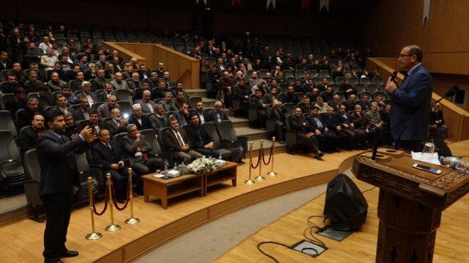 Etkili Din Hizmeti ve Din Eğitimi konferansı