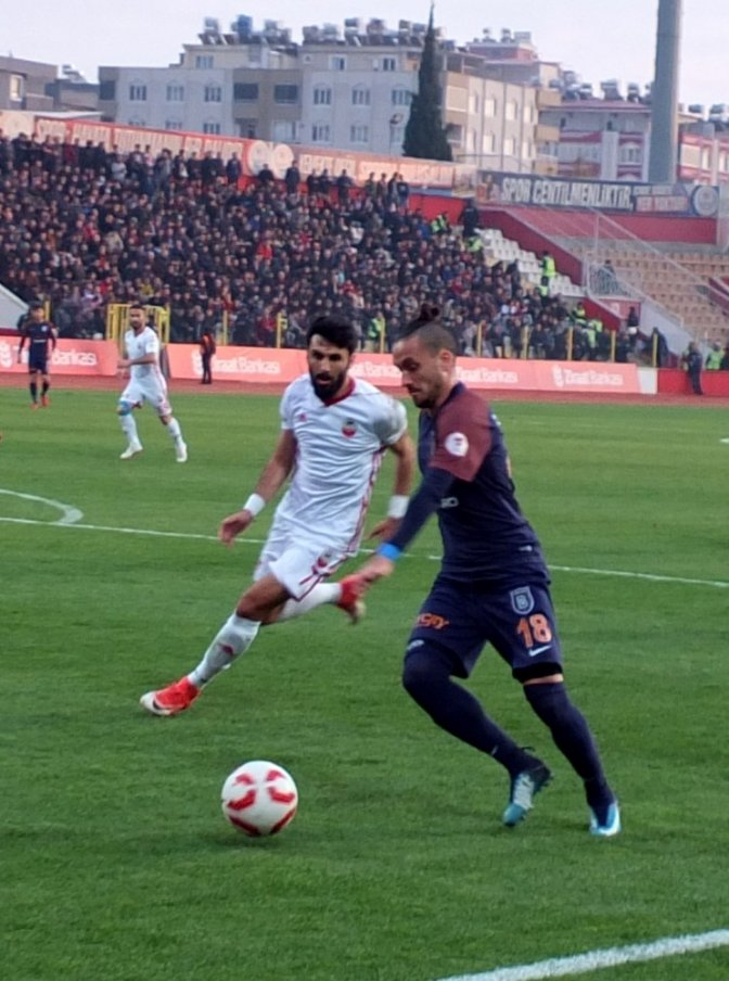 Kahramanmaraşspor: 1 - Medipol Başakşehir: 3