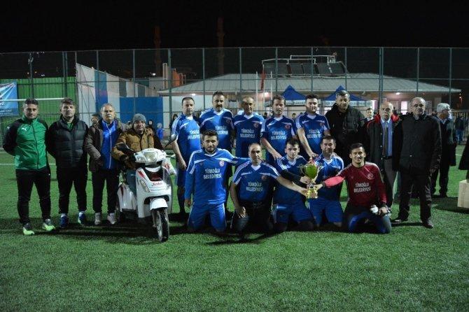Türkoğlu'nda 15 Temmuz Futbol Turnuvası
