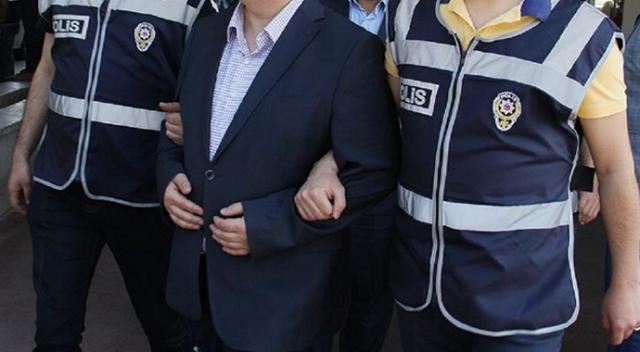 Elbistan Askerlik Şubesi Başkanı, Fetö'den gözaltına alındı