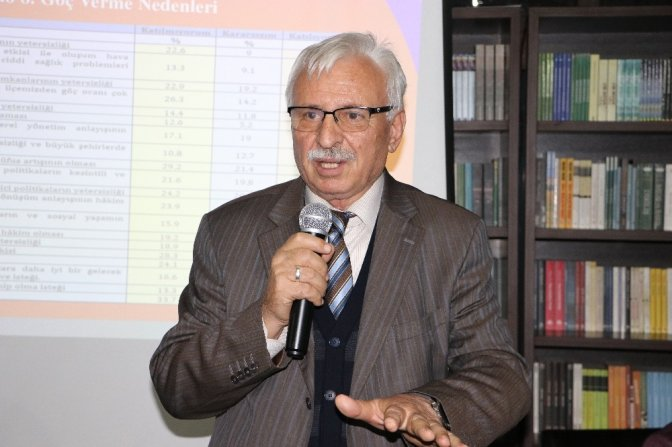 Afşin'in nüfusu 10 yılda 2 bin kişi azaldı!