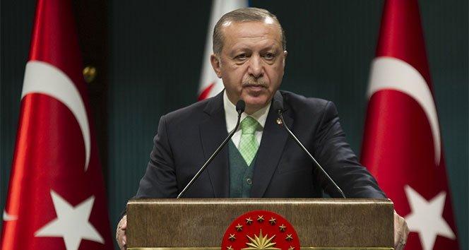 Erdoğan'dan yeni KHK açıklaması!