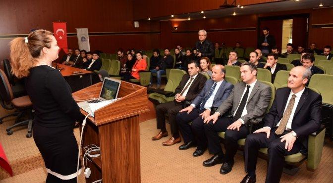 """Dulkadiroğlu'ndan """"Akıllı kentler akıllı çözümler"""" Projesi"""