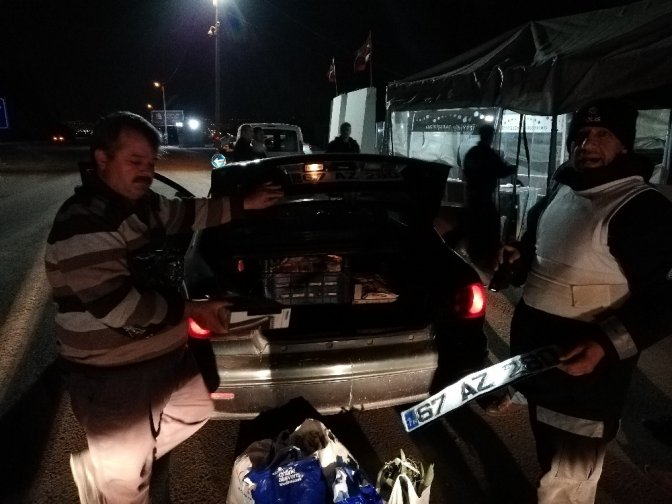 Huzur uygulaması Kahramanmaraş ayağı 850 Polis ile yapıldı