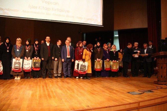 Kahramanmaraş'ya Kur'an-ı Kerim'I güzel okuma yarışması
