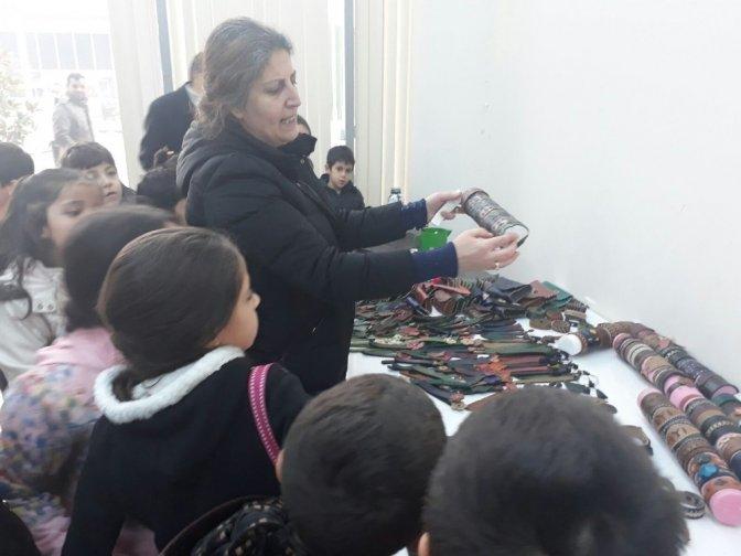 Büyükşehir belediyesi 400 Öğrenciye kültürel gezi düzenledi