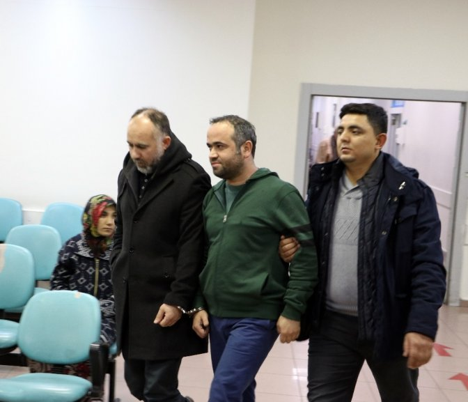 Kahramanmaraş'ta Fetö'den 5 Tutuklama