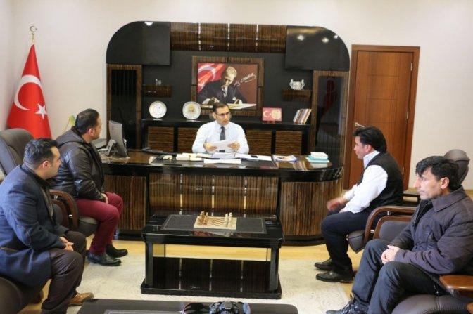 Belediye personeli, Afrin'e gitmek için gönüllü oldu