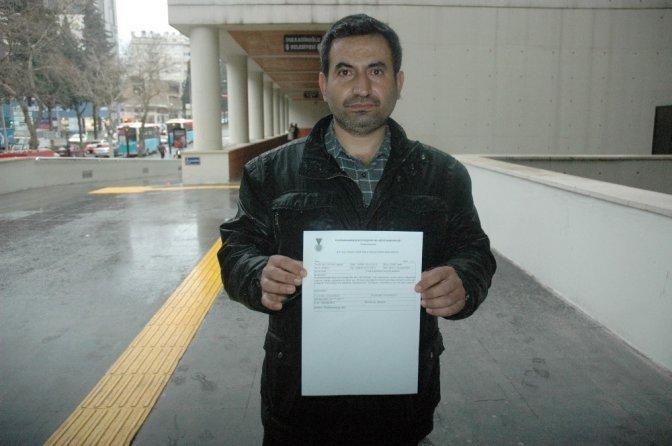 Maaşını Afrin'de görev yapan askerlere bağışladı