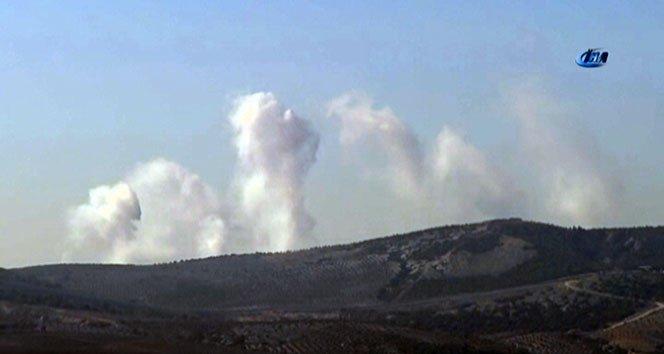 Darmık'a bomba yağıyor