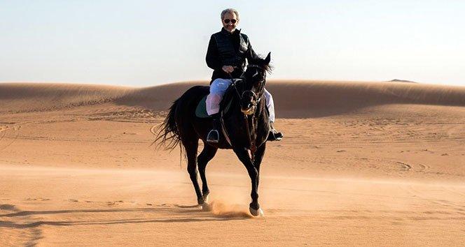 Suudi milyarder özgürlüğünün tadını çıkarıyor