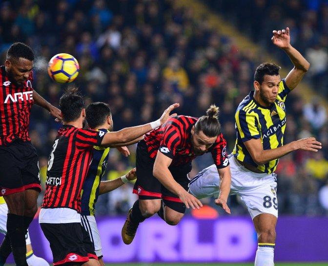Fenerbahçe 2-2 Gençlerbirliği