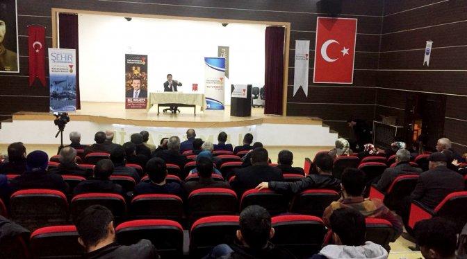 Türkoğlu'nda 'İstiklal Ruhu' anlatıldı
