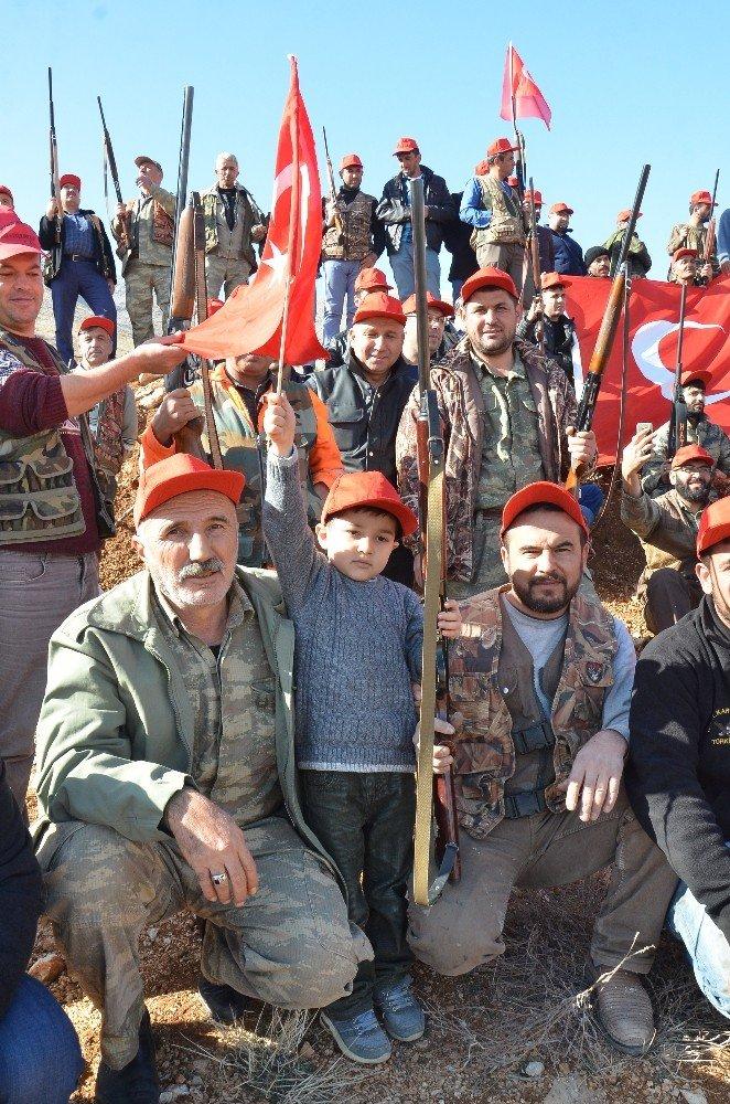 Avcılar, Afrin için gönüllü oldu