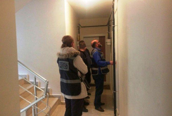 Kahramanmaraş'ta apartlar mercek altında