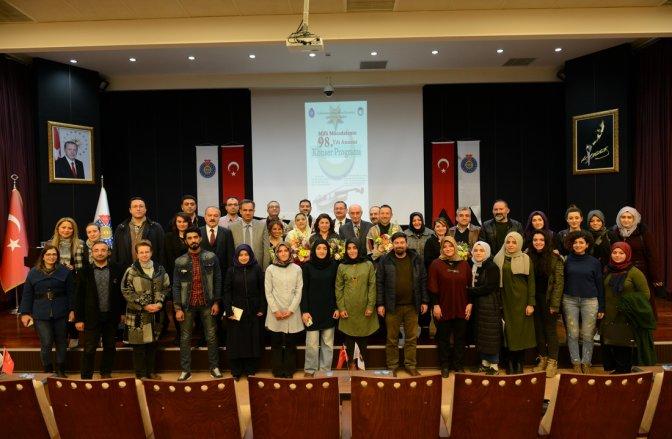 KSÜ, Milli Mücadelenin 98. Yılını Konserle Kutladı