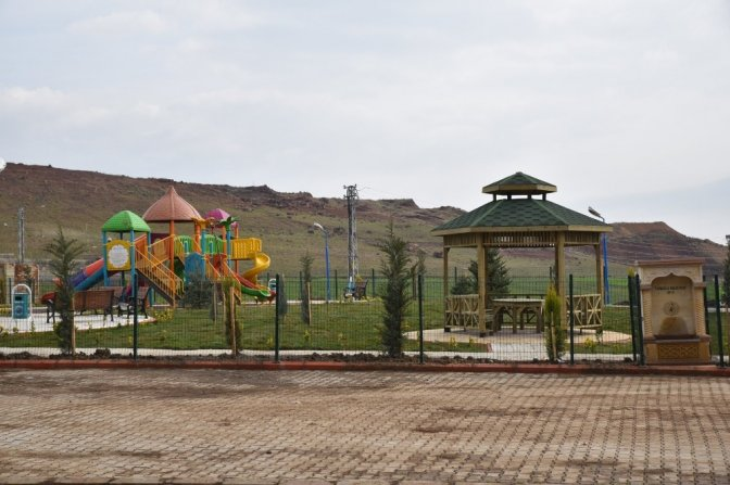 Türkoğlu'na 3 yeni park