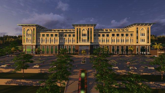Akıllı Hizmet Binası'nda sona yaklaşılıyor…