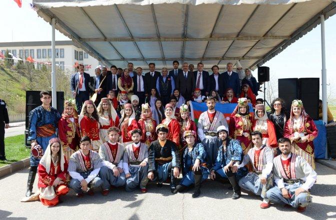KSÜ Nevruz Bayramı coşku ile kutlandı