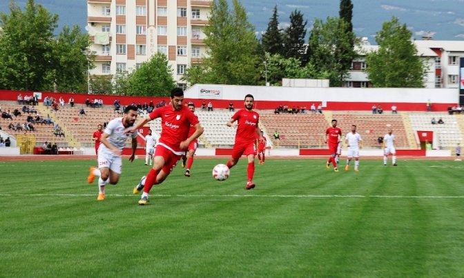 Tff 2. Lig: Kahramanmaraşspor: 1 Pendikspor: 1